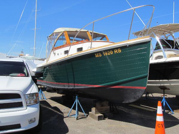 1988 Crosby Yacht Crosby Striper