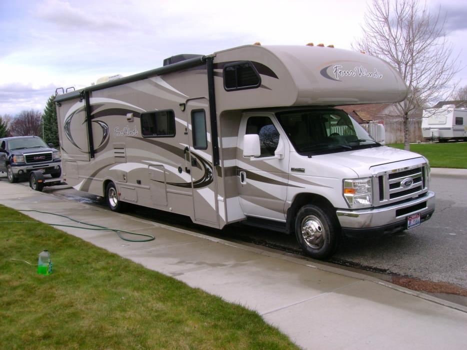 2013 Thor Motor Coach FOUR WINDS 31L