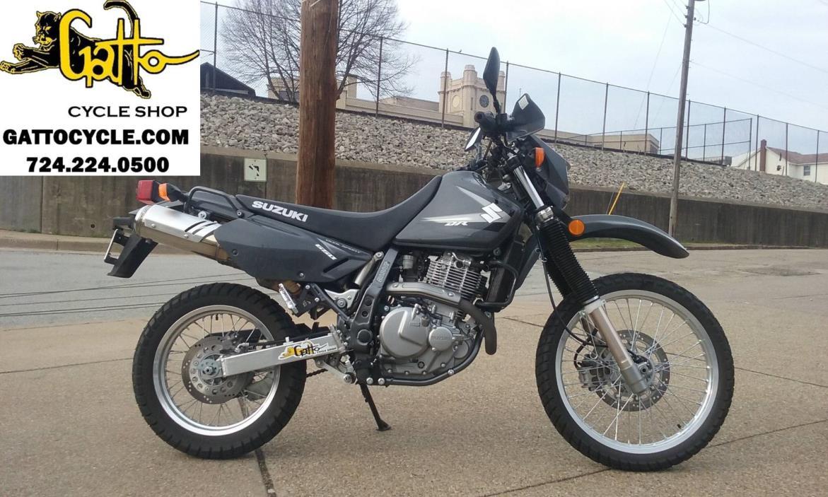 2014 Suzuki Motor Of America Inc. DR650SE