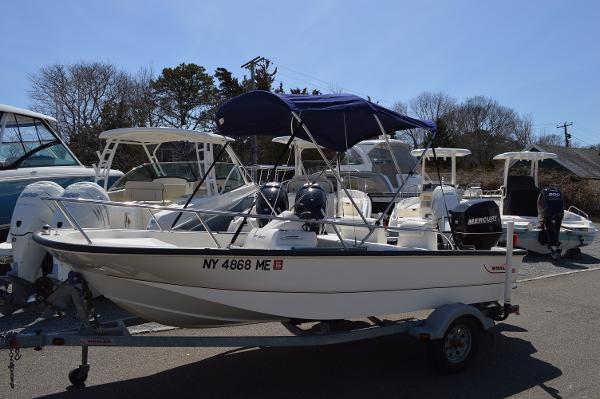2007 Boston Whaler 150 Sport