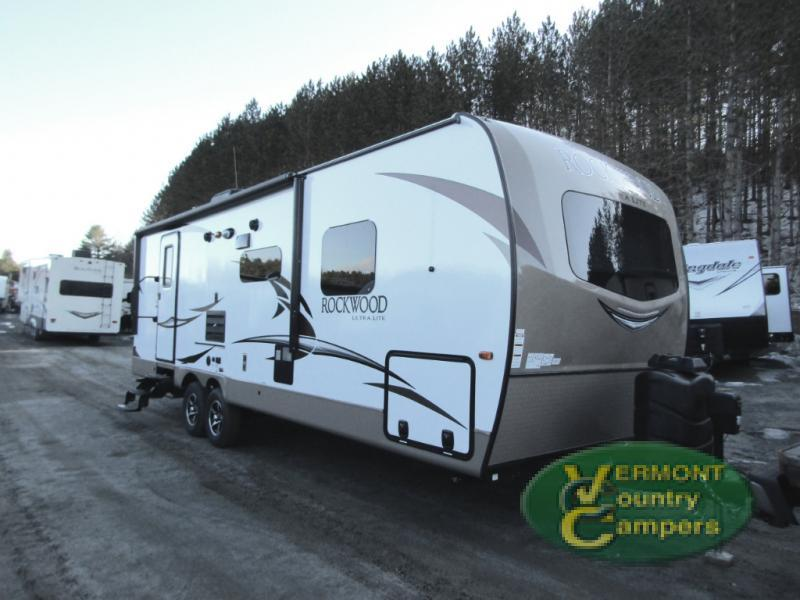 2018 Forest River Rv Rockwood Ultra Lite 2606WS