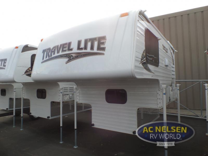 2017 Travel Lite Truck Campers 625 Super Lite