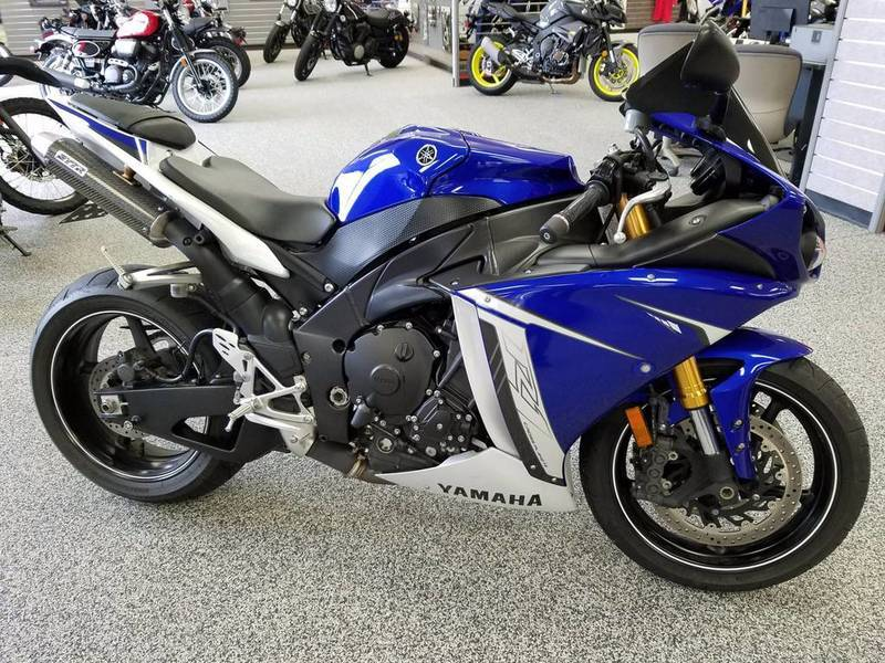Yamaha yzf r1 motorcycles for sale in knoxville tennessee for Yamaha of knoxville