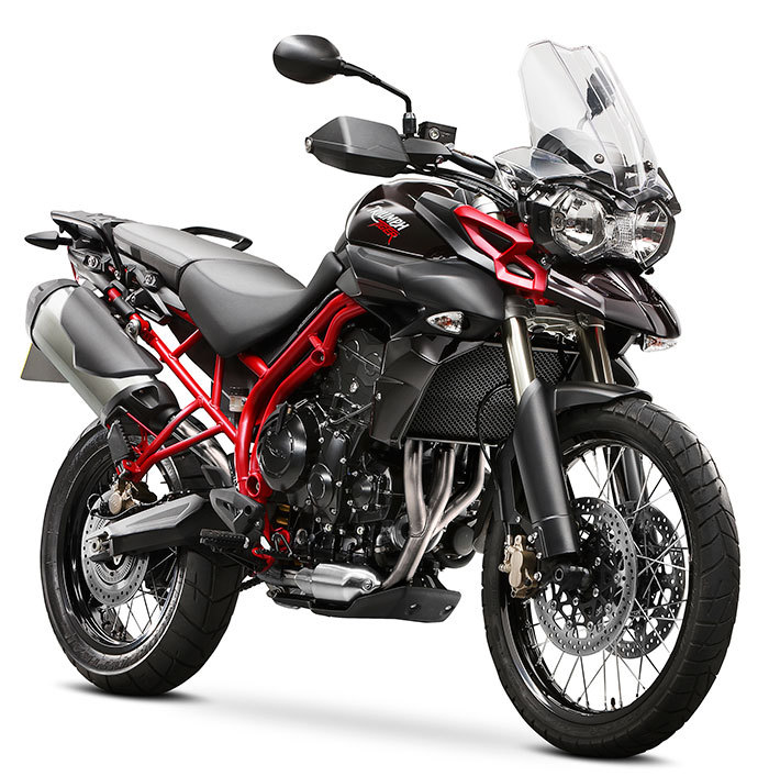 2014 Triumph TIGER 800 XC ABS