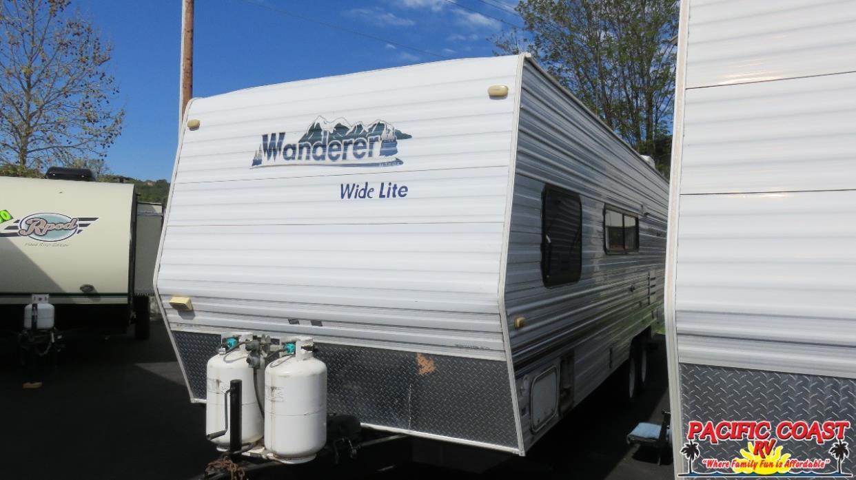 2002 Thor Motor Coach Wanderer 250MS