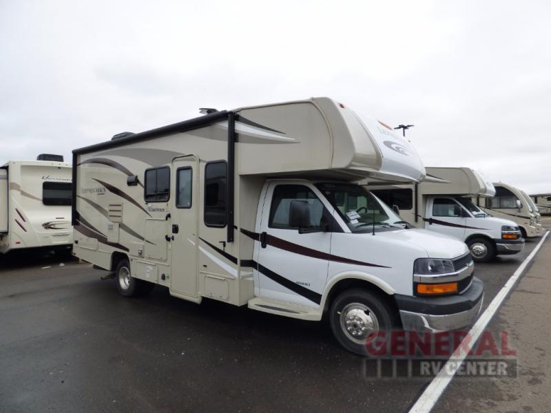 2018 Coachmen Rv Leprechaun 240FS Chevy 4500