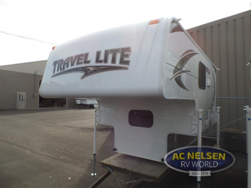 2017 Travel Lite Truck Campers 700R