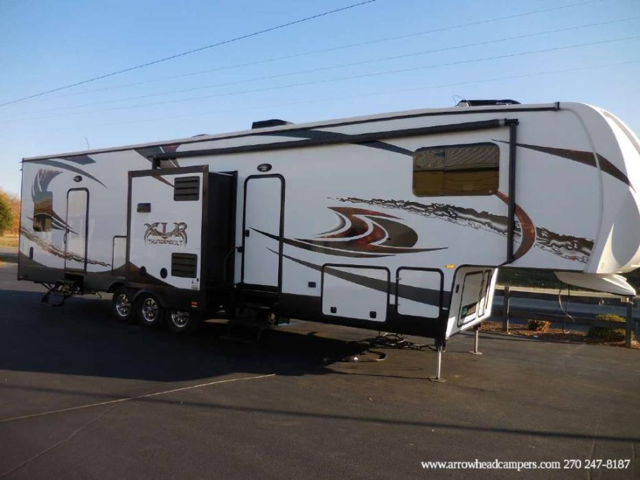 2014 Forest River XLR THUNDERBOLT 35X12