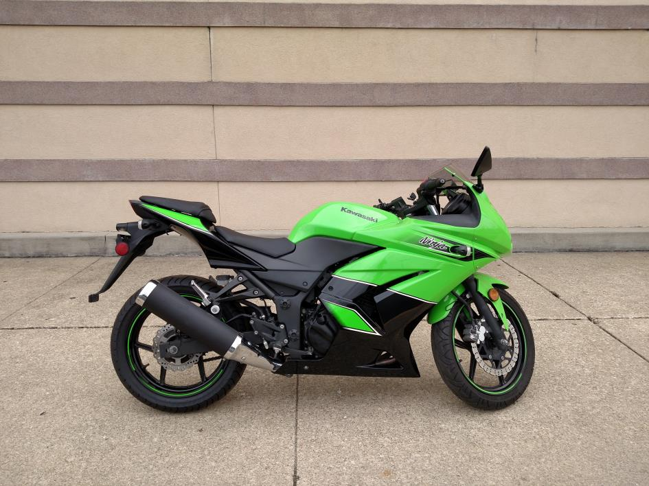 kawasaki ninja 250r se motorcycles for sale. Black Bedroom Furniture Sets. Home Design Ideas