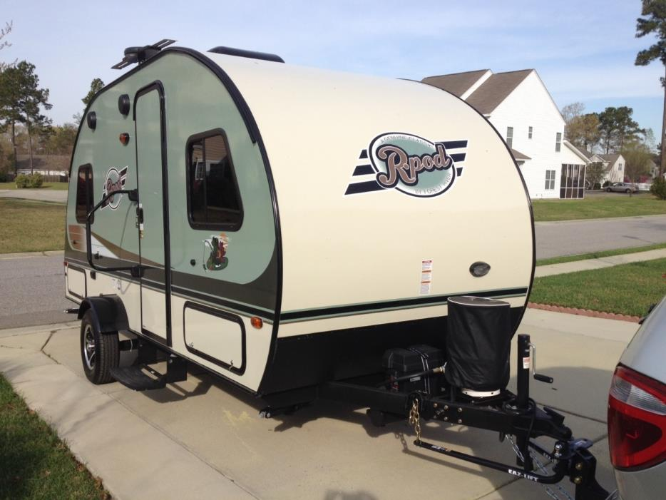 Forest River R Pod 178 Rvs For Sale