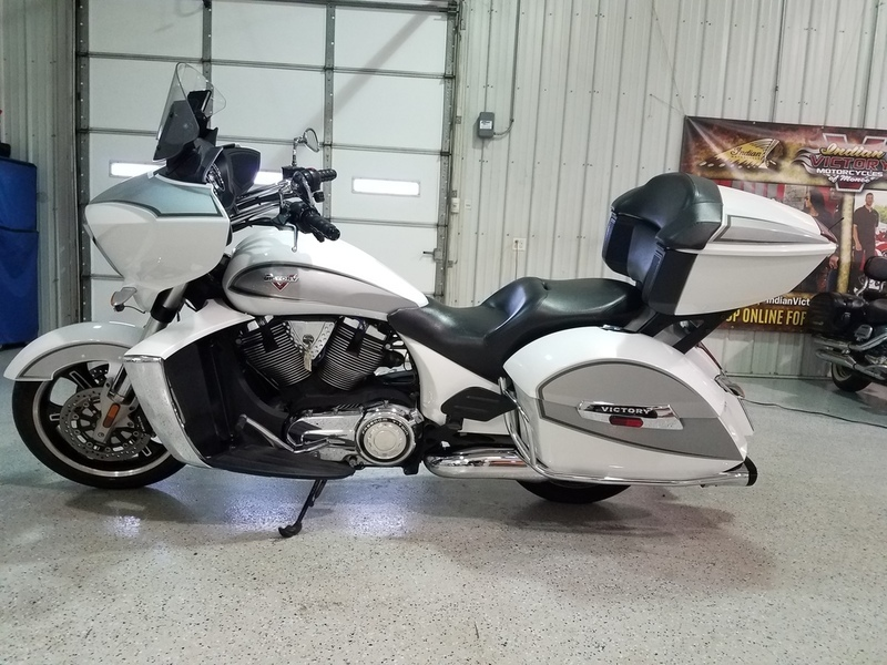 2011 Victory Motorcycles Cross Country