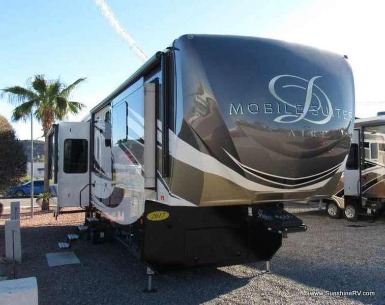 2017 DRV Mobile Suites Aire MSA 40