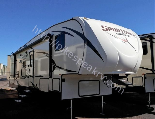 2017 Kz Rv SPORTSMEN 322BHK