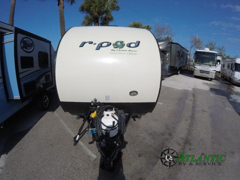 2014 Forest River Rv R Pod RP 178