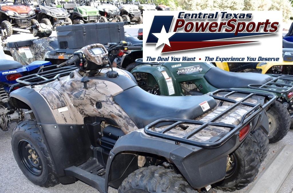 2007 Honda FOURTRAX RECON ES