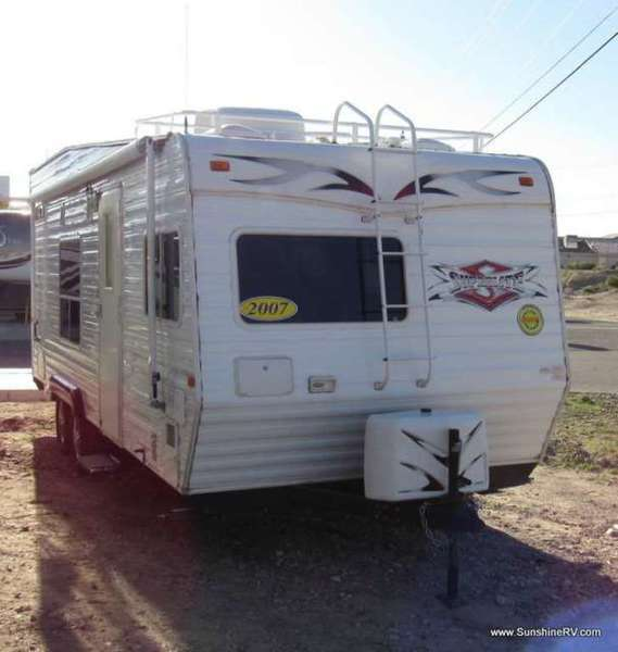 2007 Weekend Warrior Warrior 2100FB