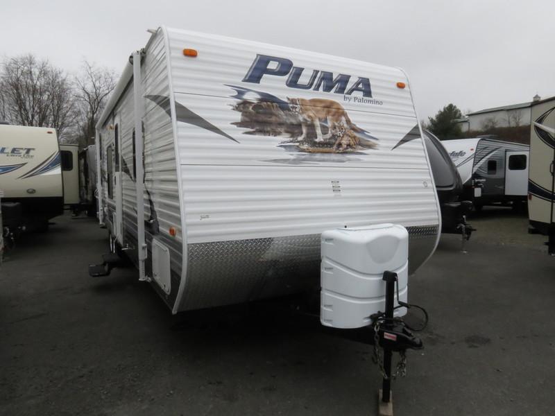 2011 Palomino Puma Travel Trailer 27-KFQ