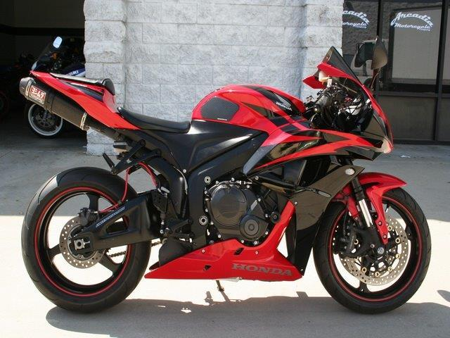 2008 Honda CBR 600RR