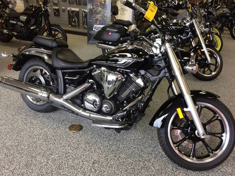 yamaha v star 950 motorcycles for sale in tennessee. Black Bedroom Furniture Sets. Home Design Ideas