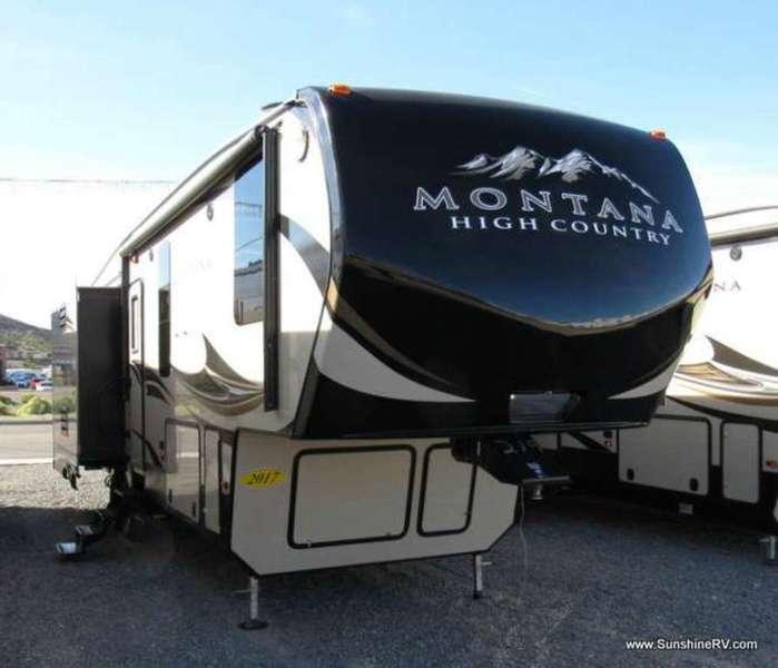 2017 Keystone Rv Montana High Country 305RL