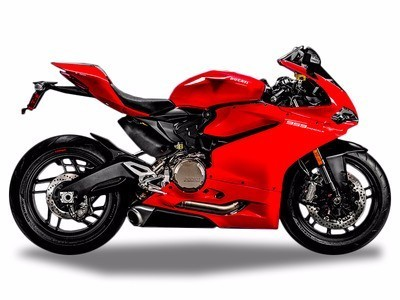 2017 Ducati SUPERBIKE 959 PANIGALE RED