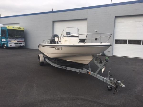 2007 Boston Whaler 18 Dauntless