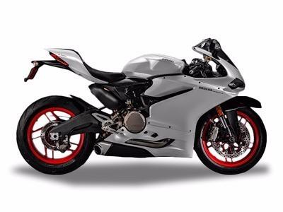 2017 Ducati SUPERBIKE 959 PANIGALE WHITE SILK