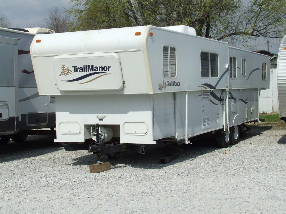 2003 Trail Manor TrailManor 3326 King