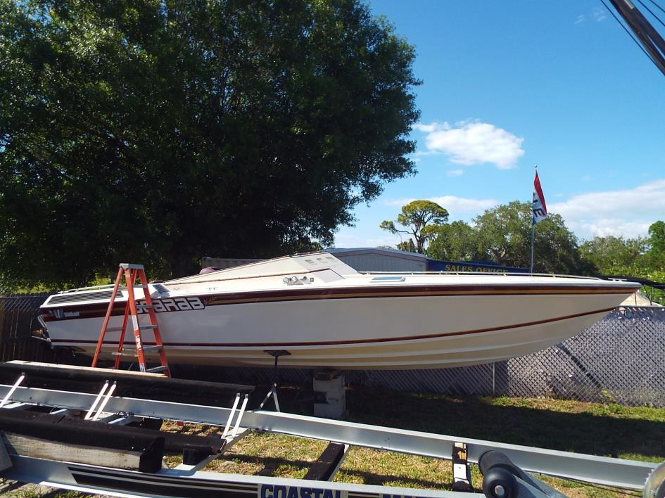 1989 Wellcraft Panther