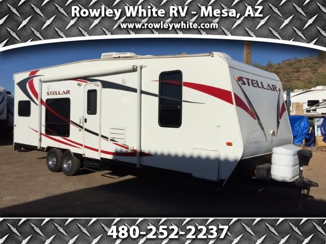 2013 Eclipse Rv Stellar 26SB