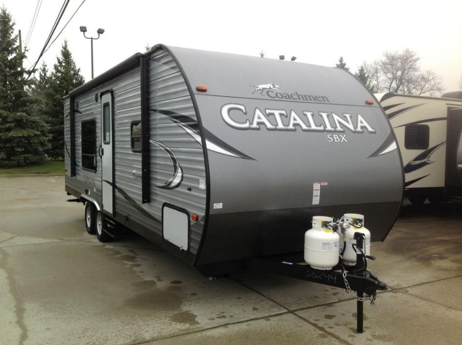 2018 Coachmen 231RB Catalina SBX