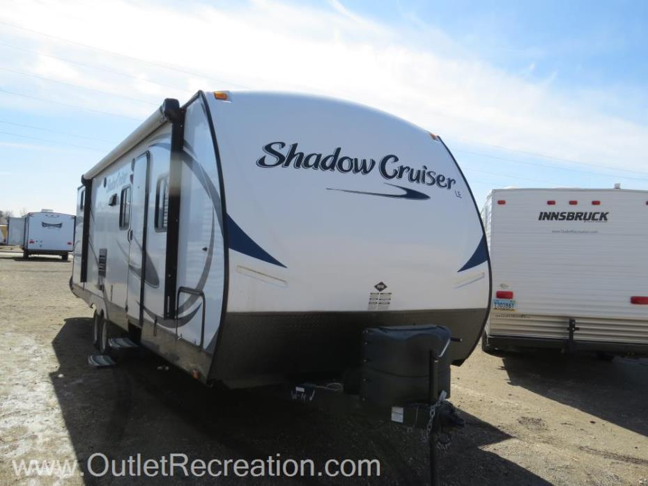 2015 Cruiser Shadow Cruiser280QBS