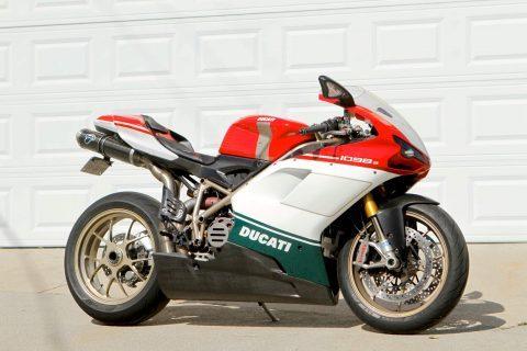 2018 Ducati SUPERBIKE 1098 S