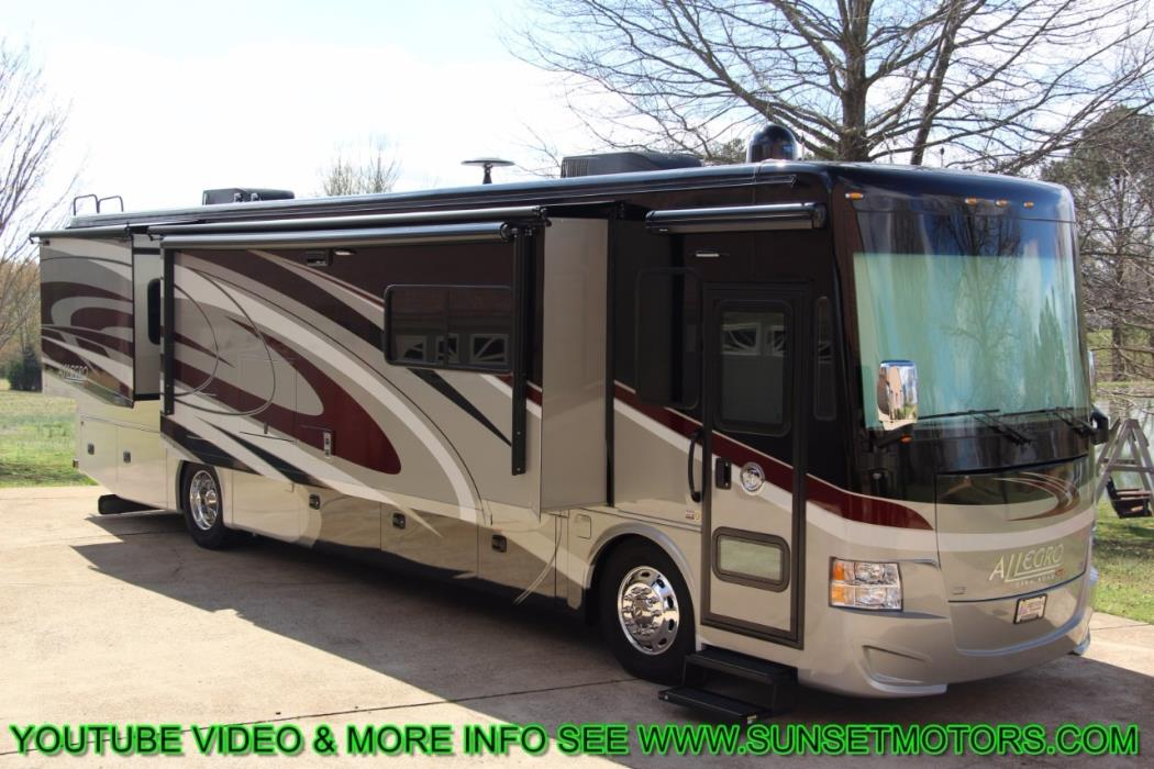 2017 Tiffin Motorhomes ALLEGRO RED 37PA
