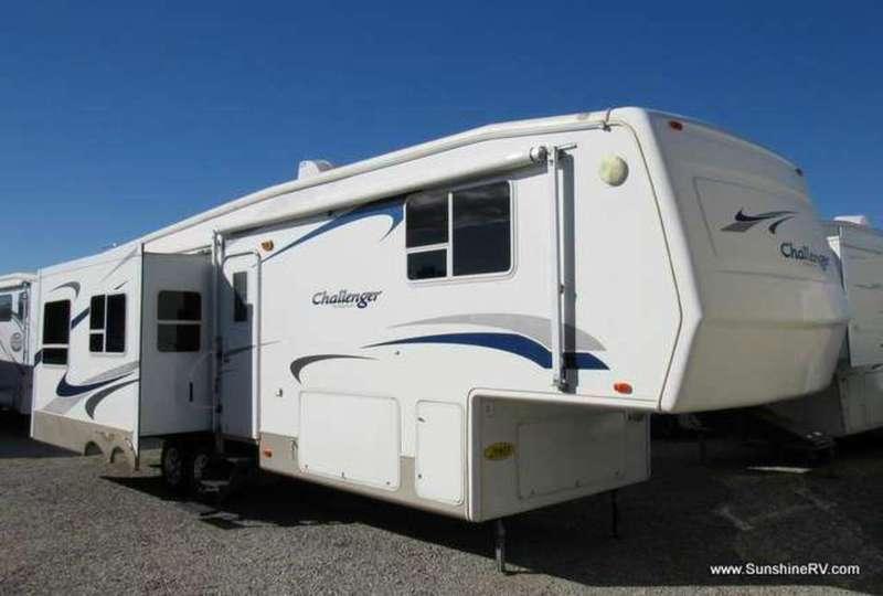 2003 Keystone Rv Challenger Keystone RV 32TPK