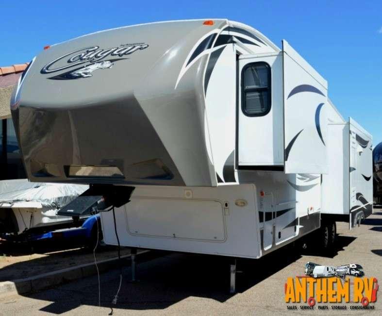 2013 Keystone Cougar RV 333MKS