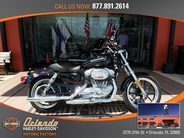 2017 Harley-Davidson XL883L SPORTSTER SUPERLOW XL883L