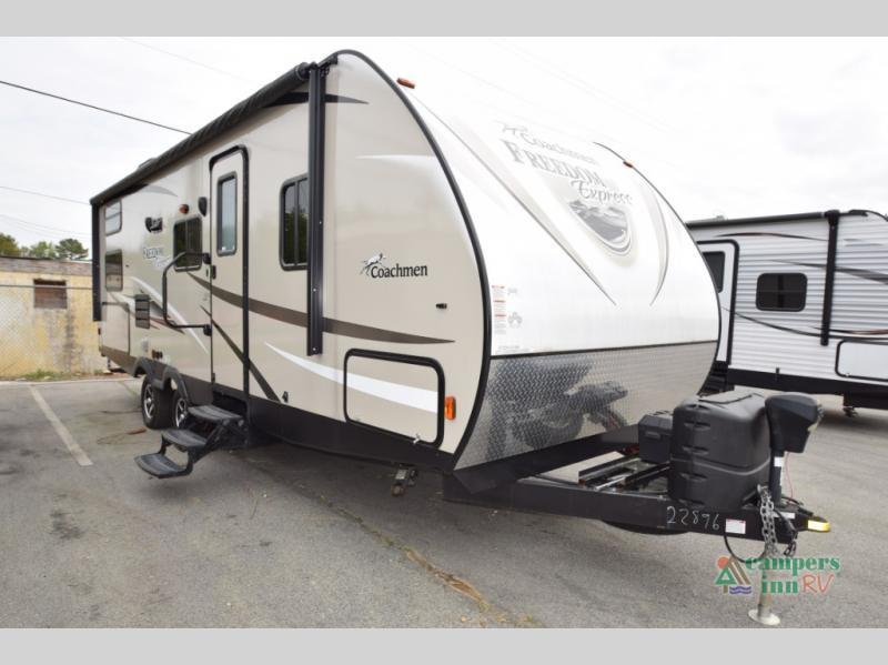 2016 Coachmen Rv Freedom Express 257BHS