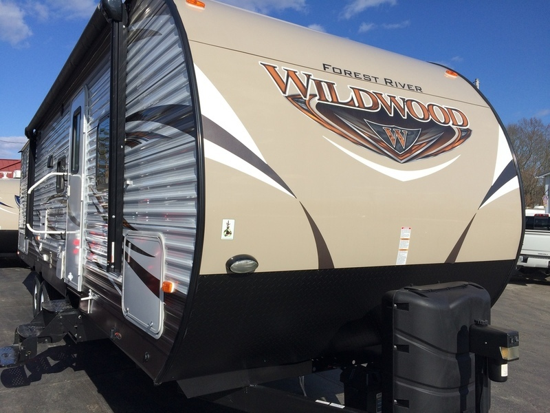 2017 Forest River Wildwood 28CKDS-MW