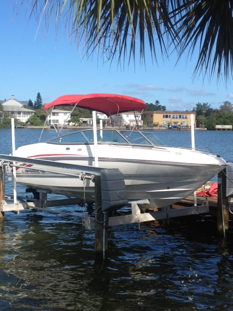 2007 Chaparral 210SSi