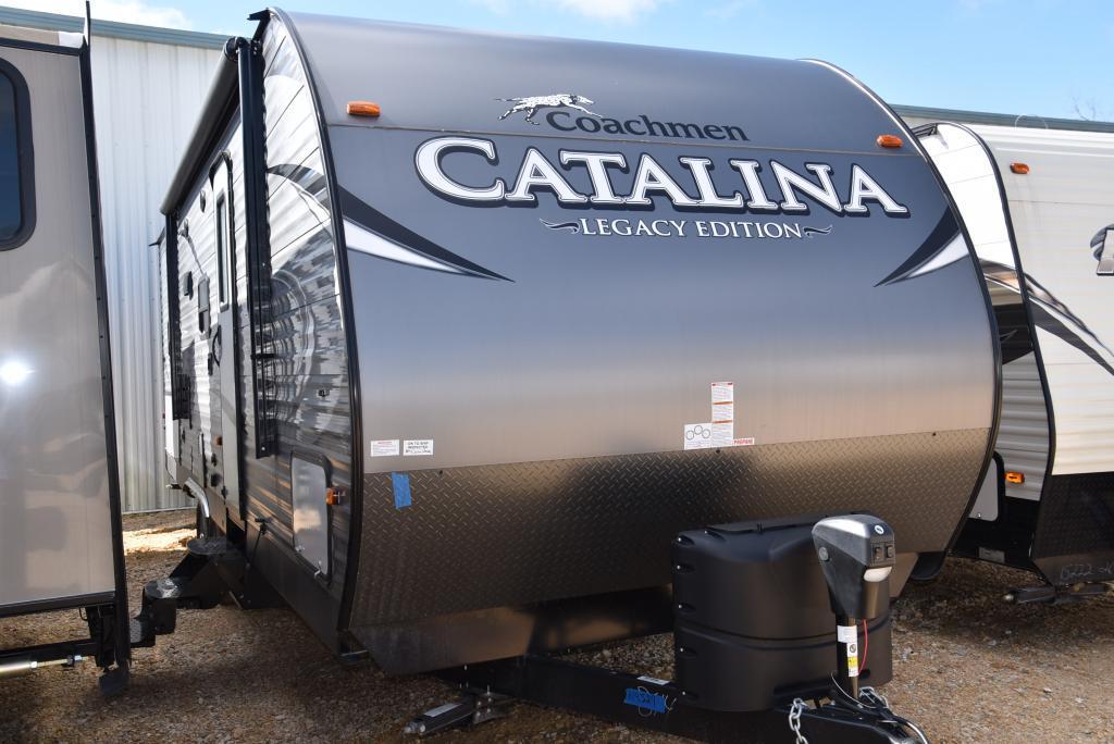 2017 Coachmen Catalina 273DBS
