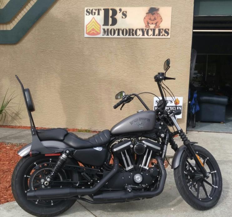 2016 Harley-Davidson XL883N - SPORTSTER IRON