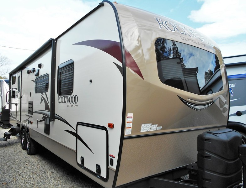 2017 Forest River Rockwood Ultra Lite Travel Trailers 2706WS