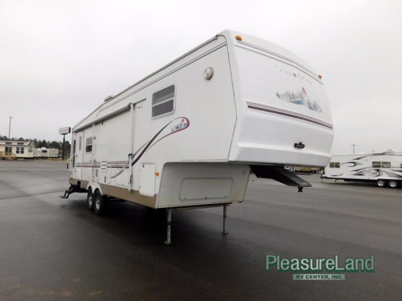 2001 Forest River Rv Cedar Creek 34RLBS