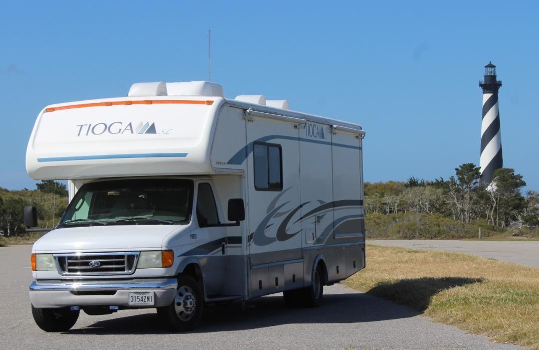 2004 Fleetwood TIOGA SL 30U