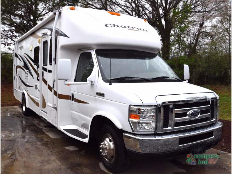 2009 Four Winds Rv Chateau Citation 28BK