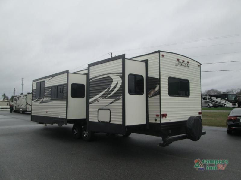 2018 Prime Time Rv Avenger 34DQB