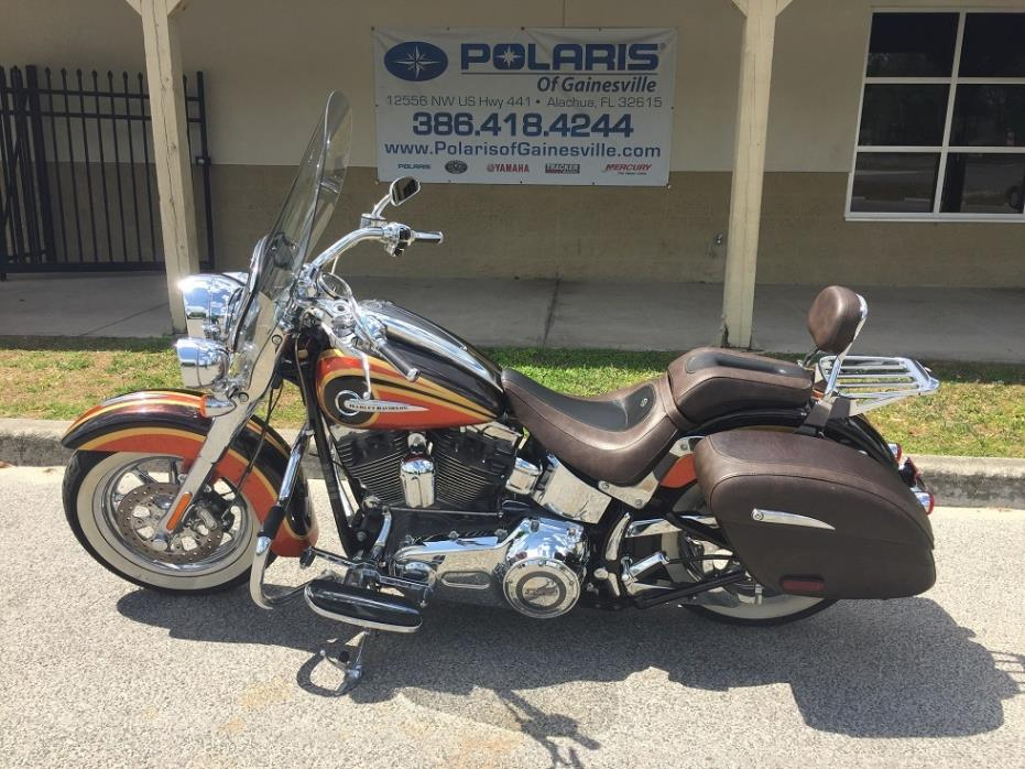 2014 Harley-Davidson Softail Deluxe CVO