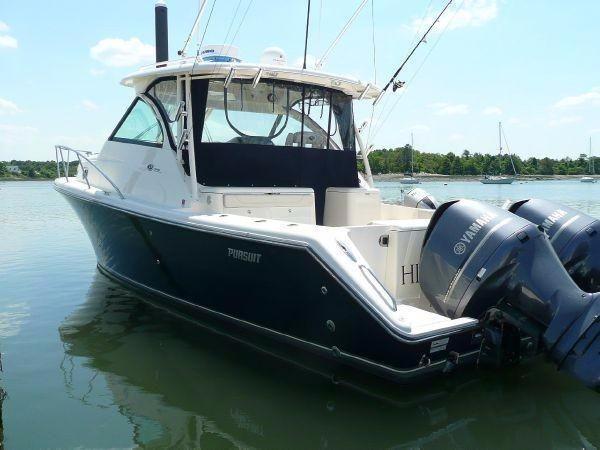 2009 Pursuit OS 345 Offshore