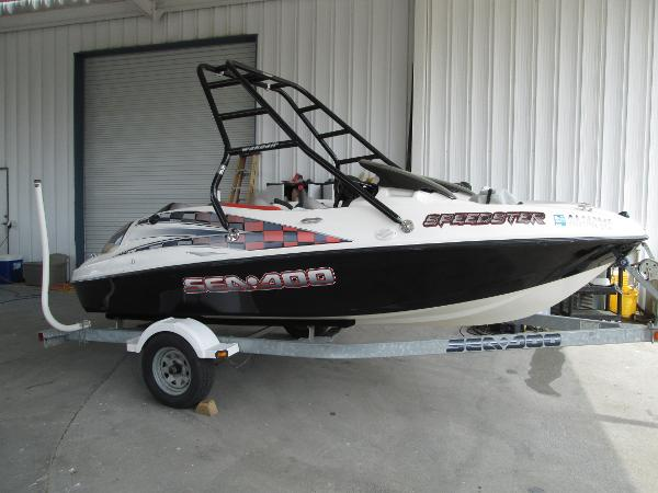 2003 Sea Doo 17 SPEEDSTER